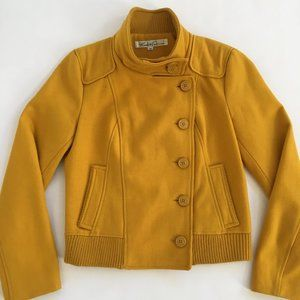 Kenneth Cole Mustard Jacket